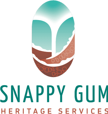 Snappy Gum Heritage Services logo